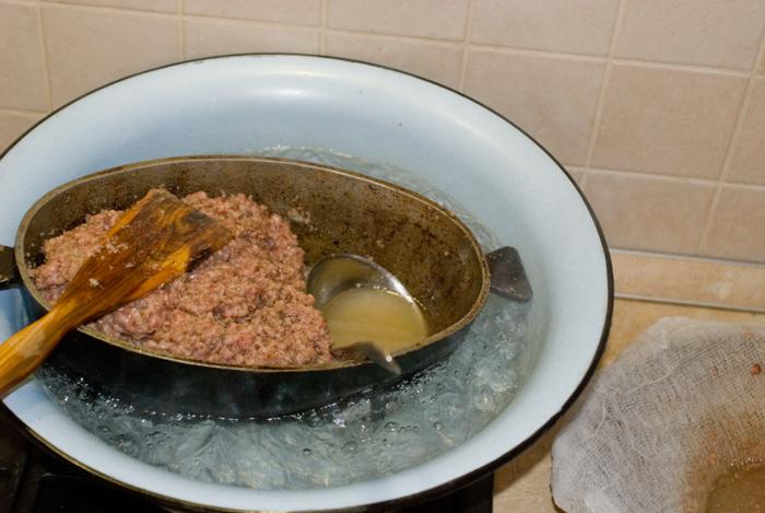 Как правильно топить барсучий жир